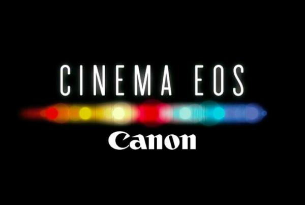 logo canon eos cinema