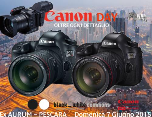 Canon Day, il 7 giugno Ex Aurum Pescara