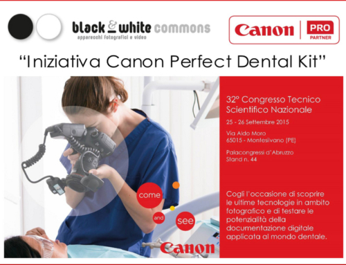 "Iniziativa ""Canon Perfect Dental Kit"""