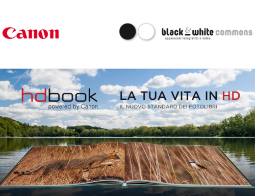 Canon Hd Book, la tua vita in HD