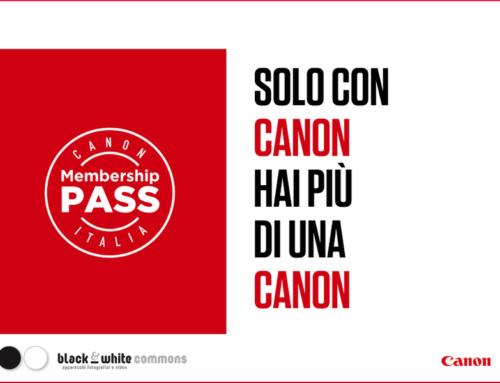 Canon Pass, scopri la nuova iniziativa Canon