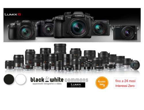 Panasonic Lumix G e Obiettivi