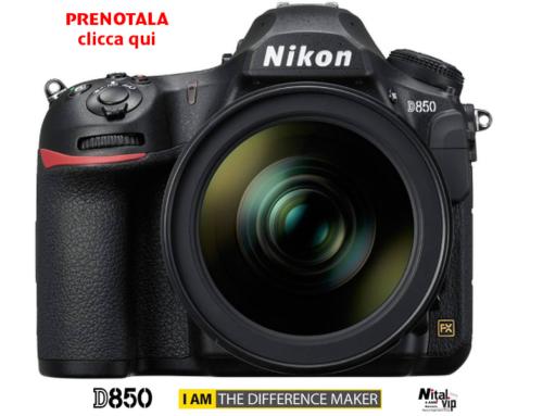 NUOVA NIKON D850