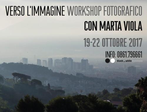 Verso l'immagine, il workshop fotografico