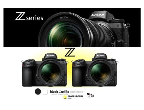 Nikon presenta il nuovo sistema Z-Mount e due fotocamere mirrorless a pieno formato: la Z 7 e la Z 6